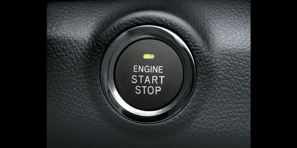 Push Start Button y Smart Entry System